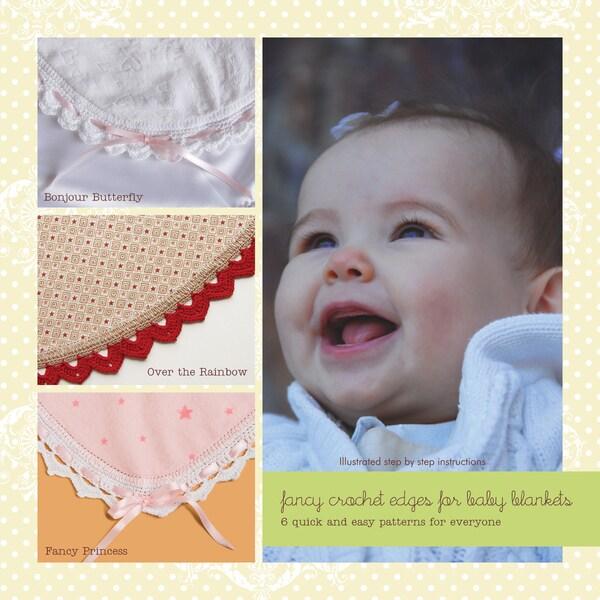 Ammee's Babies-Fancy Crochet Edges For Baby Blankets