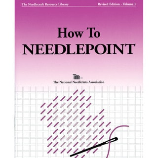 TNNA Books-How To Needlepoint