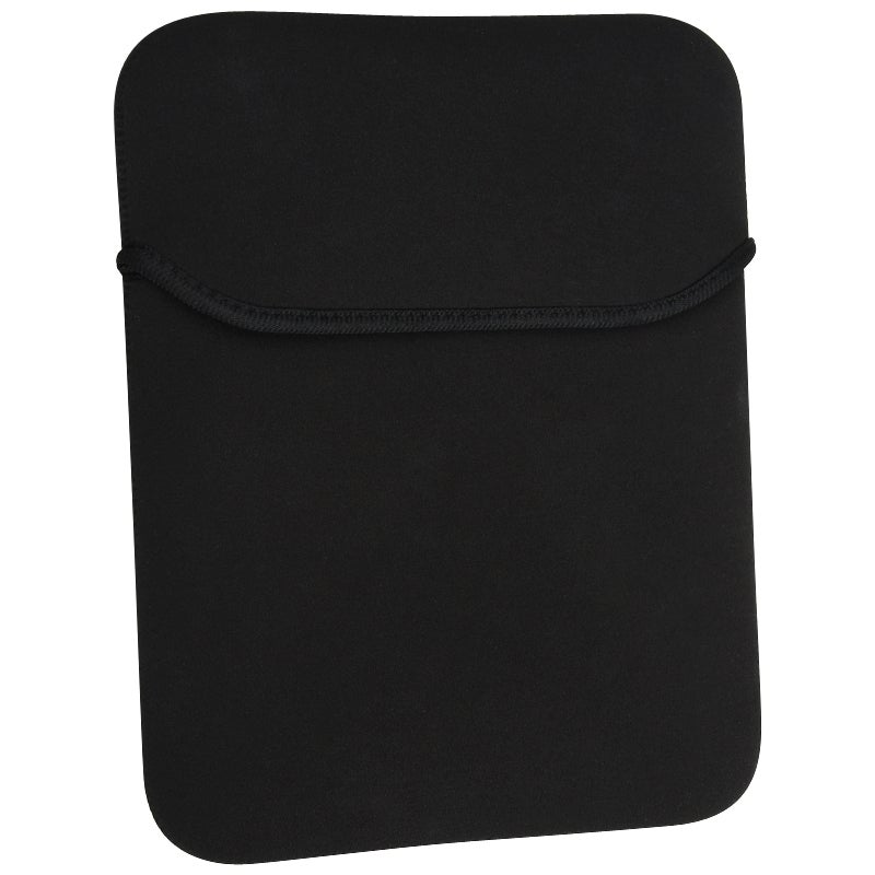 INSTEN Black Neoprene Sleeve for Apple iPad 2