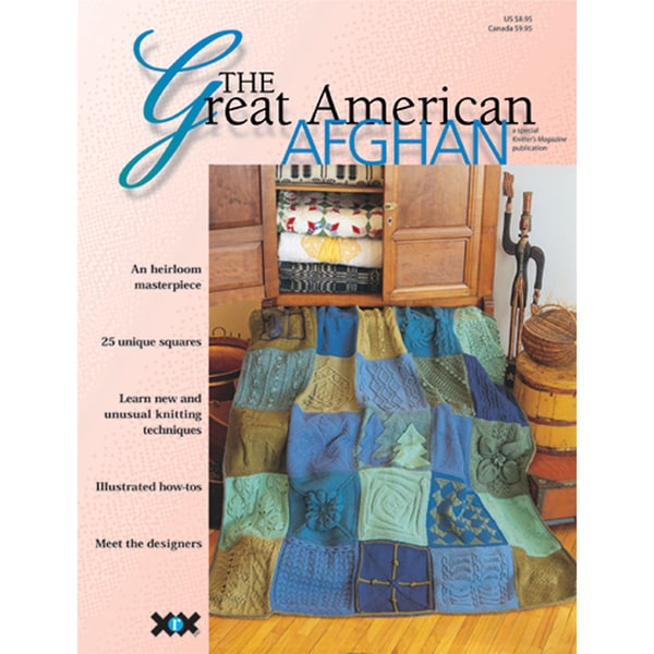 XRX Books-Great American Afghan