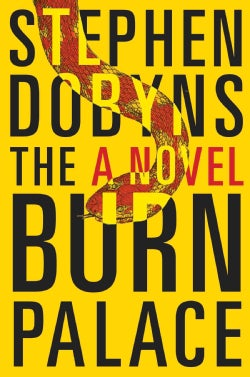 The Burn Palace (Hardcover)