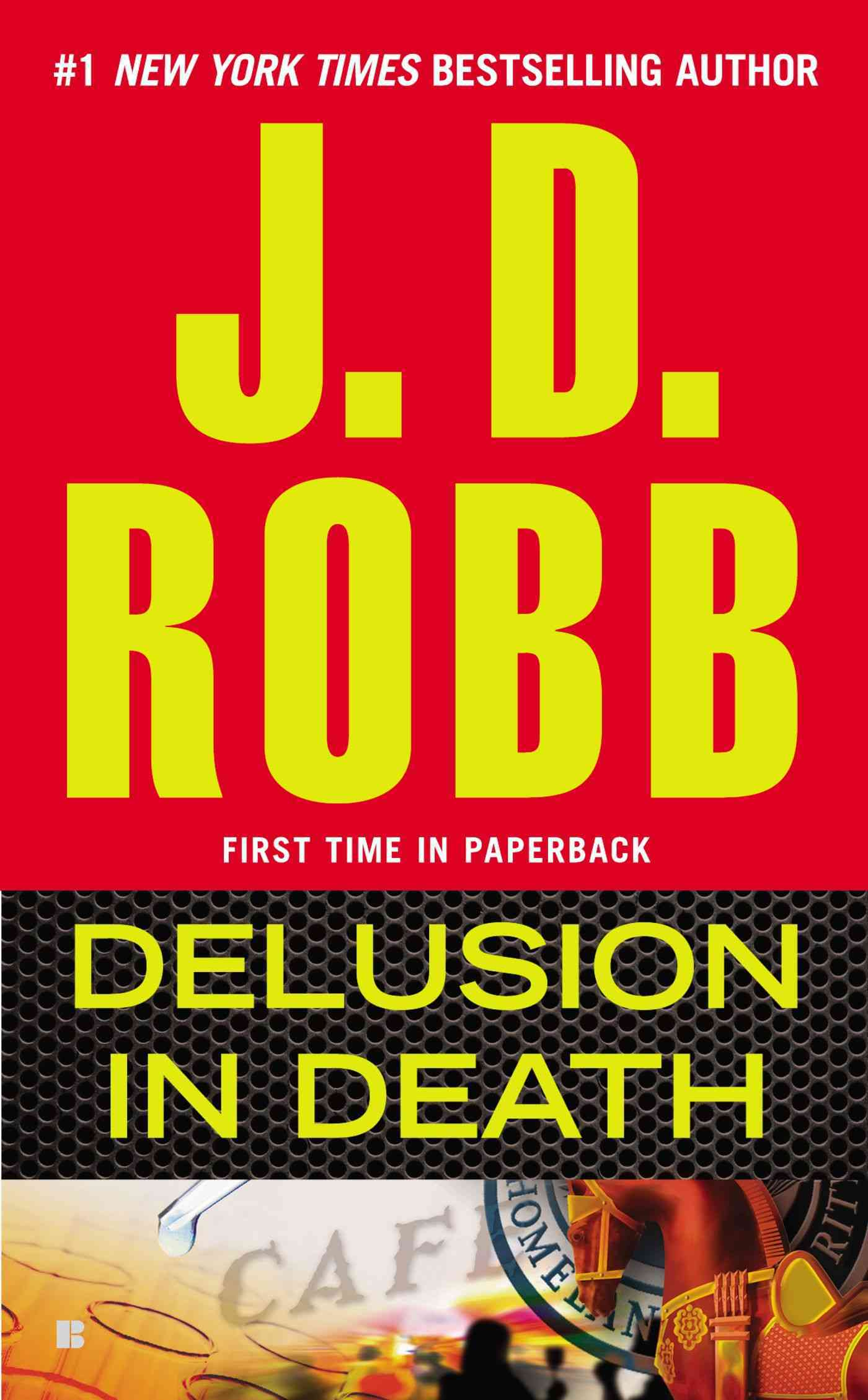 Delusion in Death (Paperback)