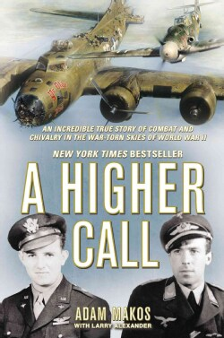 A Higher Call: An Incredible True Story of Combat and Chivalry in the War-Torn Skies of World War II (Hardcover)
