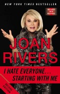 I Hate Everyone--Starting With Me (Paperback)