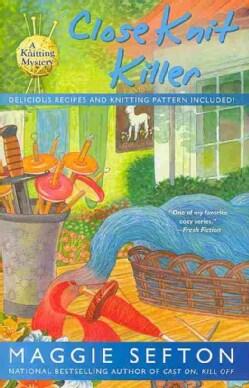 Close Knit Killer (Hardcover)