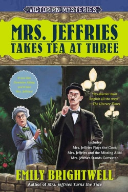 Mrs. Jeffries Takes Tea at Three (Paperback)