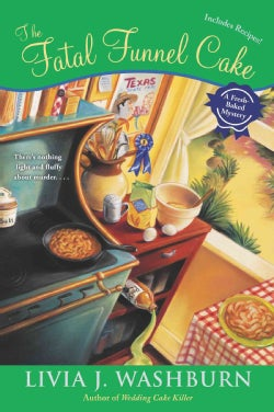 The Fatal Funnel Cake (Paperback)