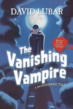 The Vanishing Vampire (Hardcover)