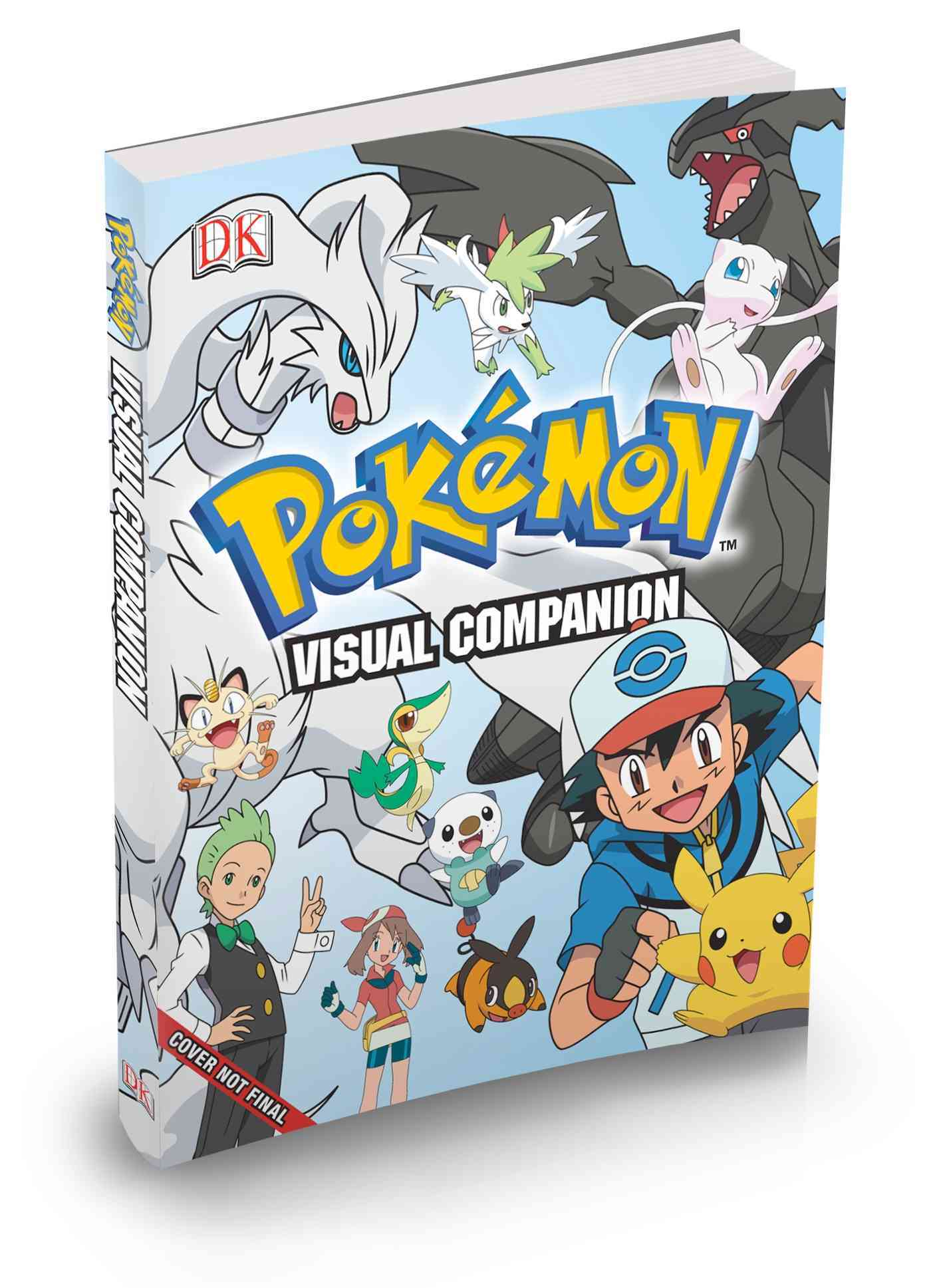 Pokemon Visual Companion (Hardcover)