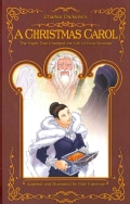 A Christmas Carol: The Night That Changed the Life of Eliza Scrooge (Hardcover)