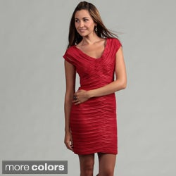 Issue New York Women's Basket Weave Dress