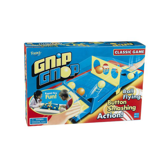 Fundex Gnip Gnop Board Game