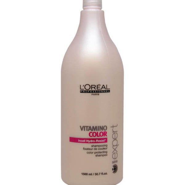 L'Oreal Serie Expert Vitamino 50.7-ounce Color Shampoo