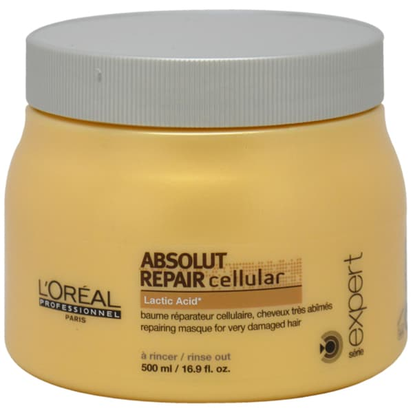 L'Oreal Serie Expert Absolut Repair 16.9-ounce Cellular Masque
