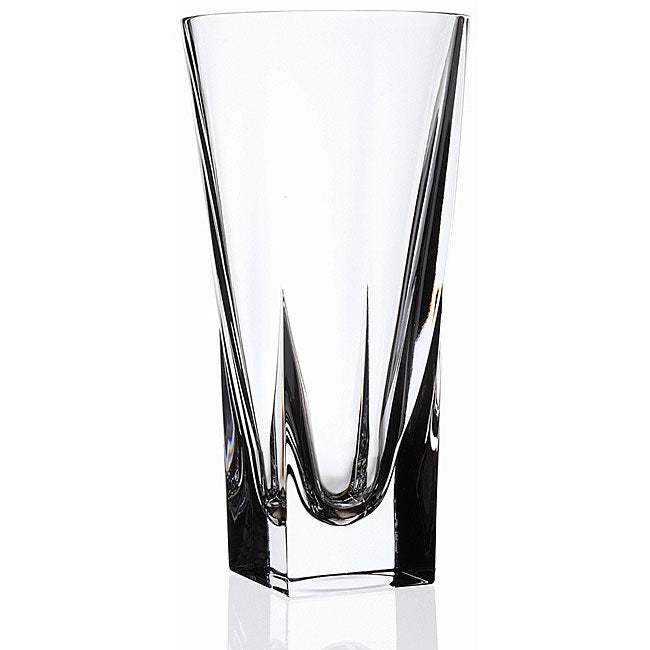 RCR Italy Logic Collection Crystal Vase