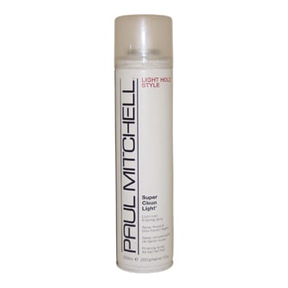 Paul Mitchell Super Clean Unisex 10-ounce Light Hair Spray