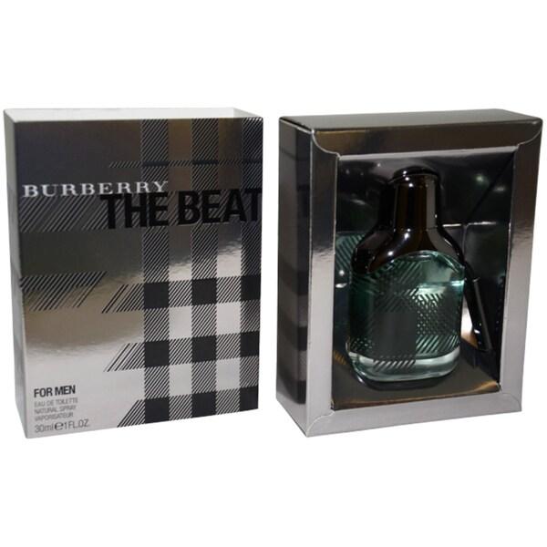 Burberry The Beat Men's 1-ounce Eau de Toilette Spray