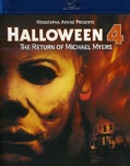 Halloween 4 (Blu-ray Disc)