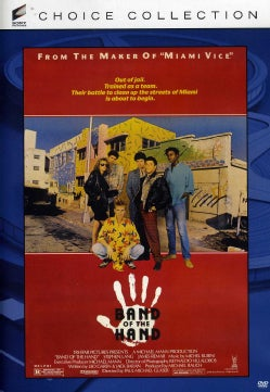 Band of The Hand (DVD)