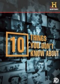 10 Things You Don't Know About (DVD)
