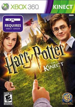 Xbox 360 - Harry Potter for Kinect