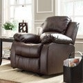 TRIBECCA HOME Coleford Tufted Transitional Reclining Chair