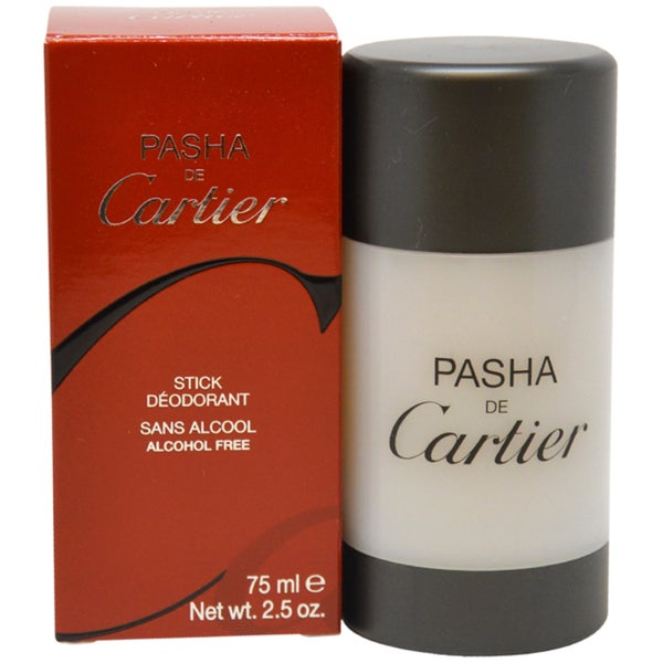 Cartier Pasha De Cartier Men's 2.5-ounce Deodorant Stick
