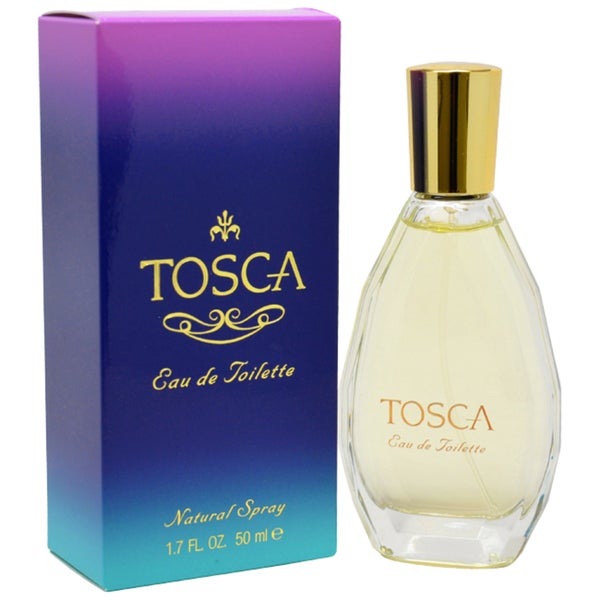 Tosca Women's 1.7-ounce Eau De Toilette Spray
