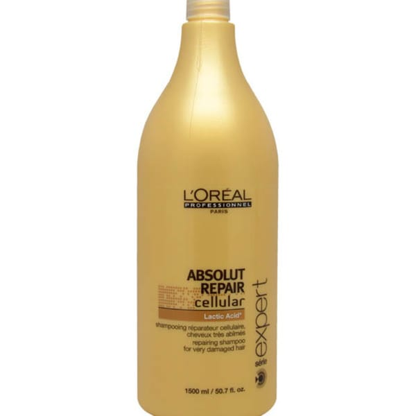 L'Oreal Serie Expert Absolut Repair Cellular 50.7-ounce Shampoo