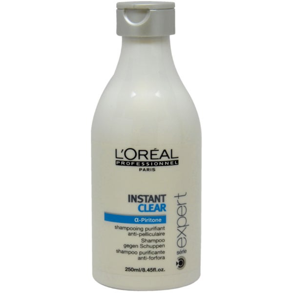 L'Oreal Serie Expert Instant Clear 8.45-ounce Shampoo