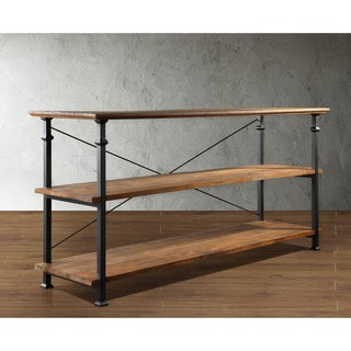 ETHAN HOME Myra Vintage Industrial Modern Rustic TV Stand