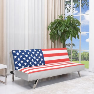 American Flag Futon Sofa Bed