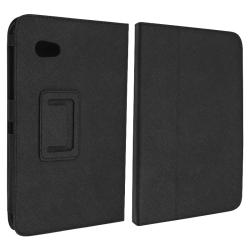 Leather Case/ Car and Travel Charger for Samsung Galaxy Tab 7.0 P6200