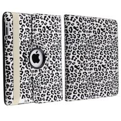 INSTEN Black Leather Tablet Case Cover/ Screen Protector/ Stylus for Apple iPad 2/ 3/ 4
