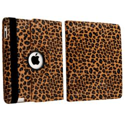 BasAcc Leather Case/ Screen Protector/ Wrap/ Stylus for Apple iPad 2/ 3/ 4