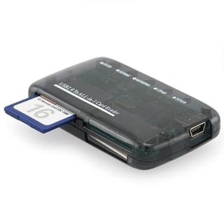 BasAcc Smoke All-in-1 Memory Card Reader