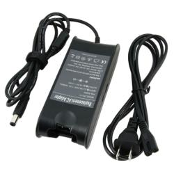 BasAcc Black Laptop Adapter Travel Charger for Dell Inspiron 1501