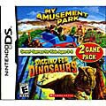 Nintendo DS - My Amusement Park/Digging for Dinosaurs - Game Pack