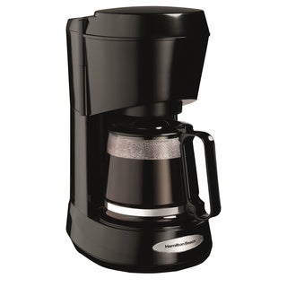 Hamilton Beach 48136 Black 5-cup Coffeemaker