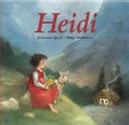 Heidi: Mini Picture Book Edition (Hardcover)