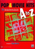 Pop & Movie Hits A to Z: 75 Short Late Elementary Piano Solos With Optional Duet Accompaniments (Paperback)