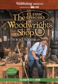 The Woodwright's Shop: Season 1 - 1980 (DVD video)