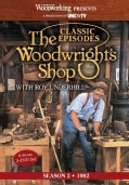 The Woodwright's Shop (Season 2): Roy Underhill's Classic Episodes on Handtools & Woodworking (DVD video)