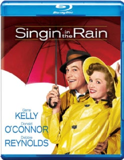 Singin' In The Rain: 60th Anniversary (Blu-ray Disc)