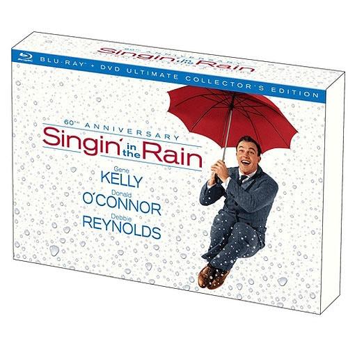 Singin' In The Rain: 60th Anniversary Ultimate Collector's Edition (Blu-ray/DVD)