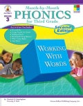 Month-By-Month Phonics for Third Grade (Paperback)