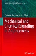 Mechanical and Chemical Signaling in Angiogenesis (Hardcover)