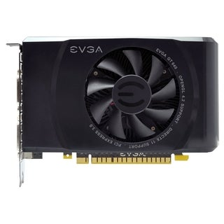 EVGA GeForce GT 640 Graphic Card - 901 MHz Core - 2 GB DDR3 SDRAM - P
