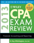 Wiley CPA Exam Review 2013: Financial Accounting and Reporting (Paperback)