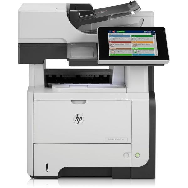 HP LaserJet 500 M525DN Laser Multifunction Printer - Monochrome - Pla